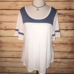 Maurice's Loose Fit Jersey Tee